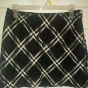 Ann Taylor mini skirt